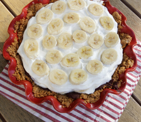 Nicole's Banana Cream Pie