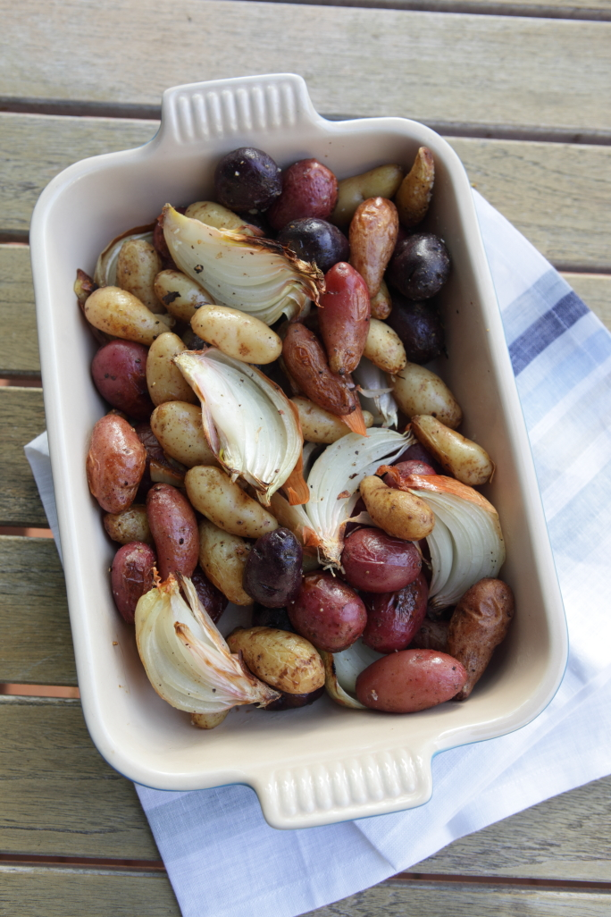 PetitTakett - Roasted Potatoes